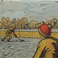 looking for the pass - 