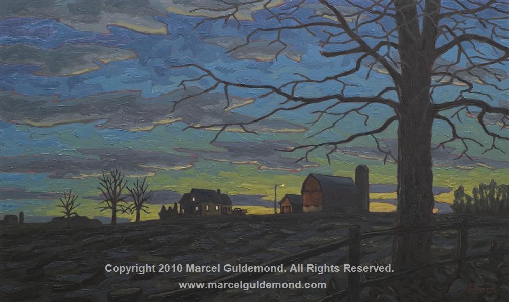 November Twilight >> November Twilight By Marcel Guldemond